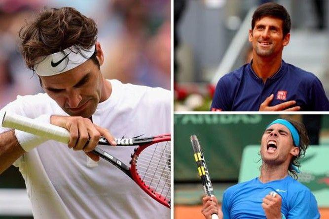Roger Federer Snub Fernando Verdasco Makes Rafael Nadal And Novak Djokovic Claim Express Fernando Verdasco