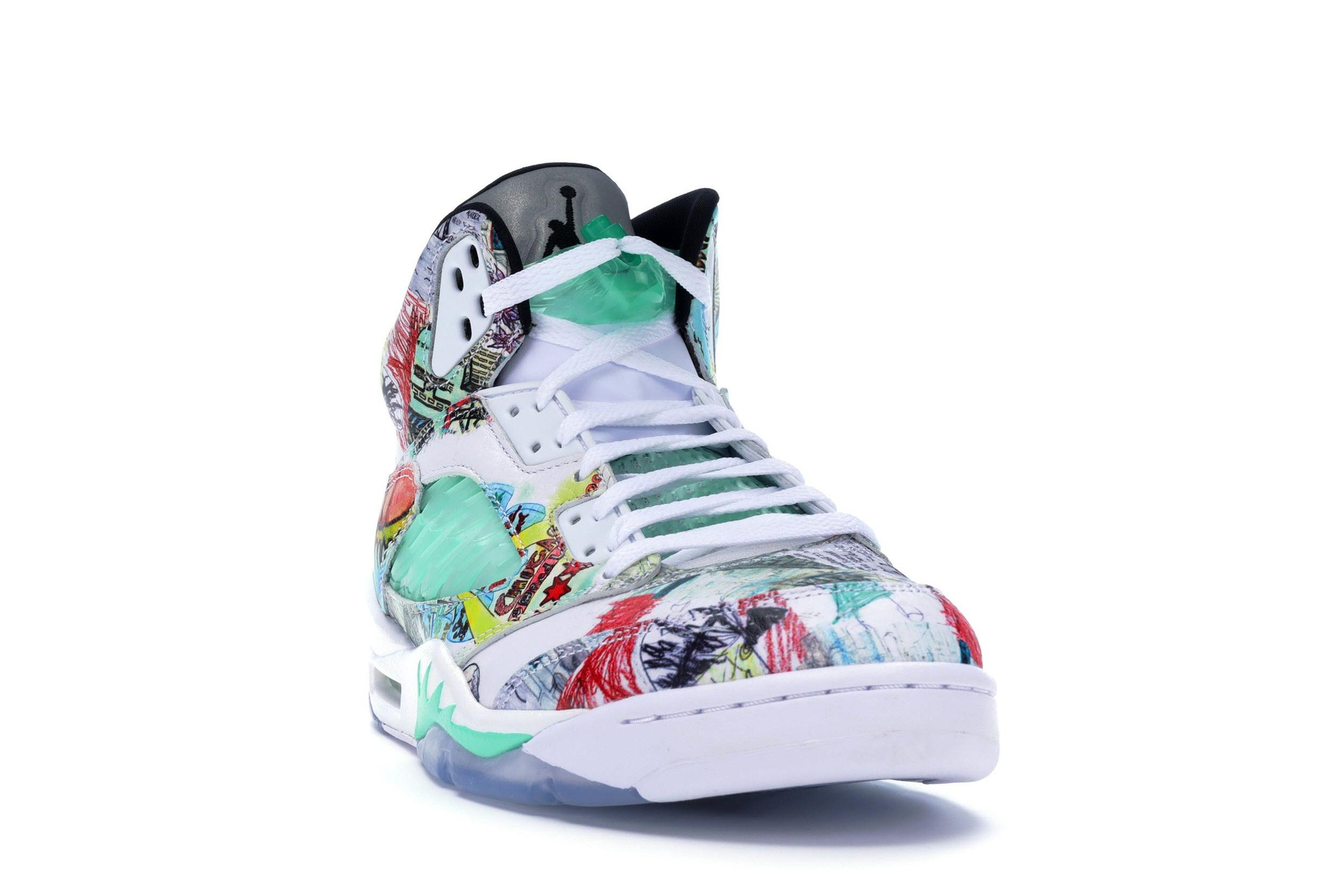 new product 6ed40 fab68 Jordan 5 Retro Wings | shoes | Sneakers, Shoe collection, Shoes