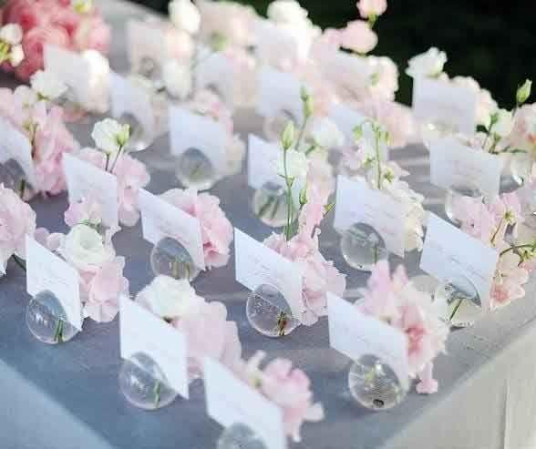 Accessoire Table Mariage Porte Nom Invites Originale Mariage Theme - Porte nom mariage