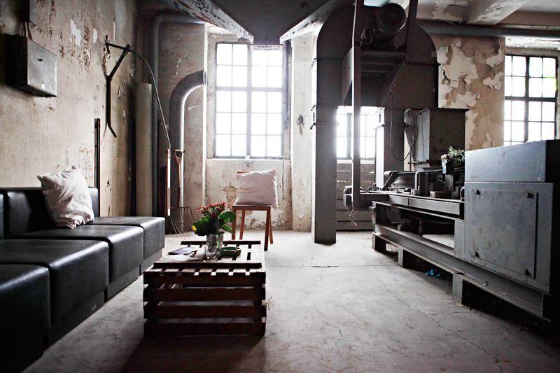 A space at malzfabrik berlin mindful interior furniture & space