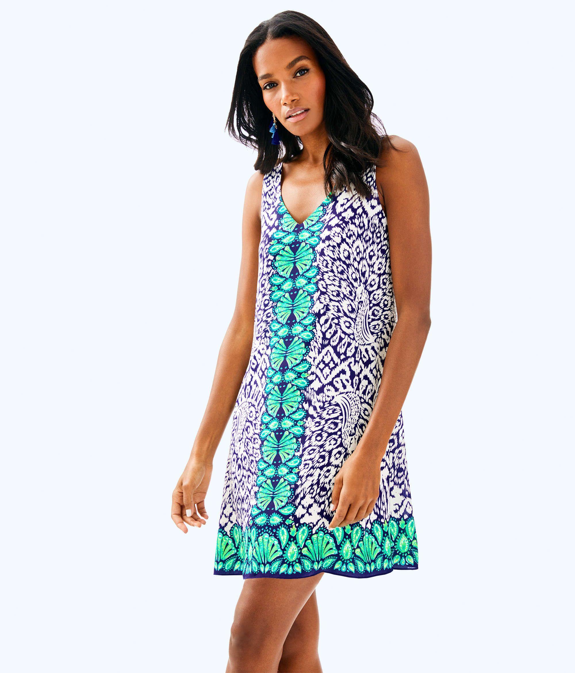 234bc01955395 Florin Sleeveless V-Neck Dress