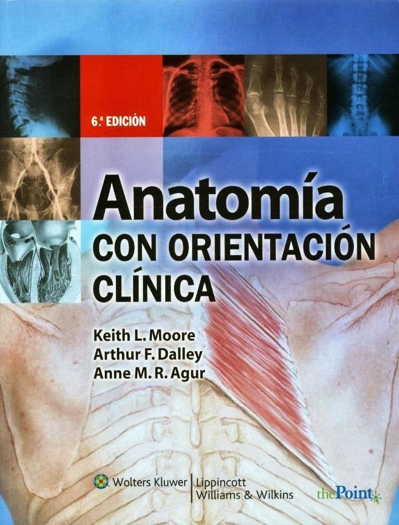 Anatomía con orientación clínica - Moore - 6 Edición Contenido: 1 ...