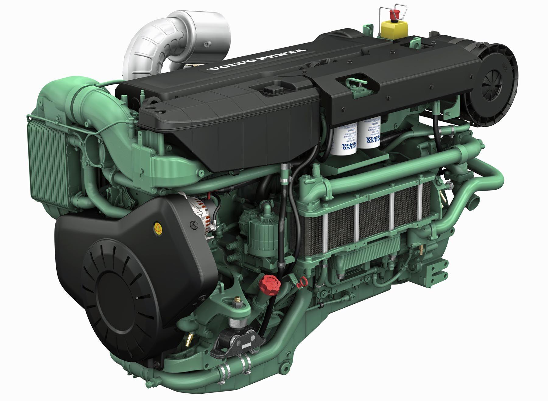 Volvo Penta Engines Leavase