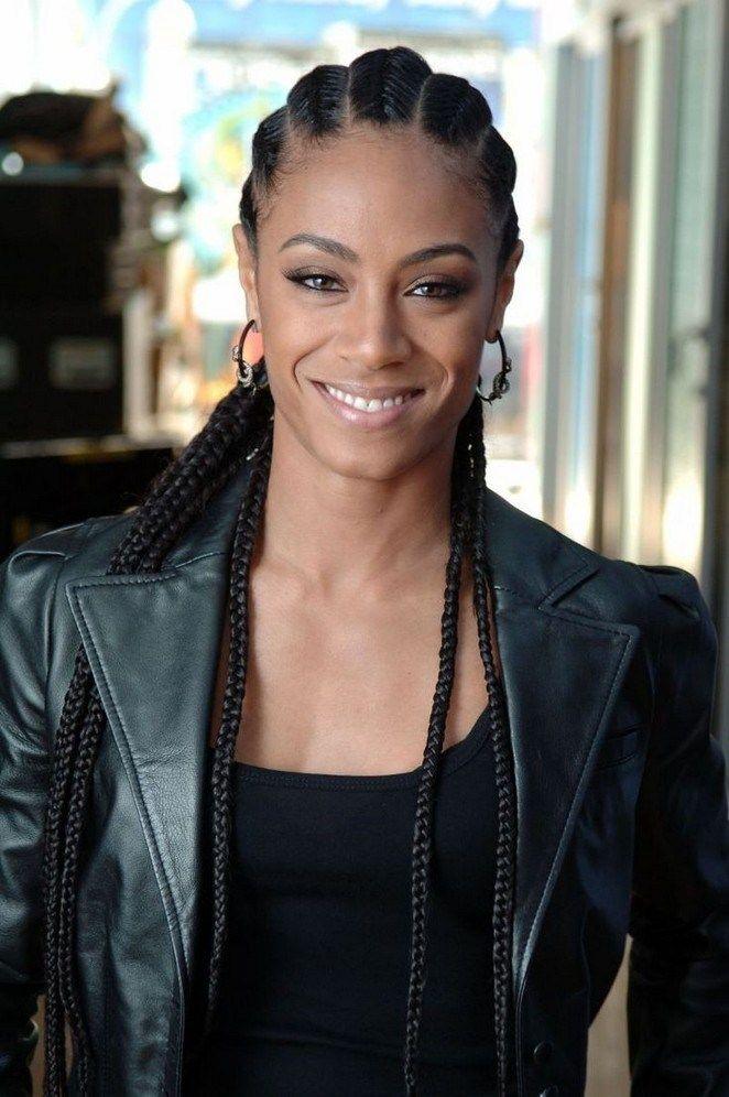32 Trending Braided Hairstyles Ideas For Black Women In 2019 Hairstylesforblackwomen Braidhairstyles Trendyhairstyles Lisa Haar Ideen Cornrows Boxer Zopfe