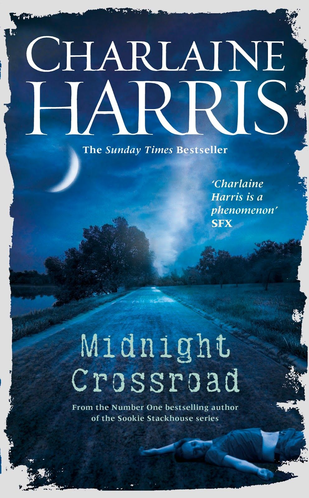 Charlaine Harris Libros Midnight Crossroad By Charlaine Harris Books And Book Stuff