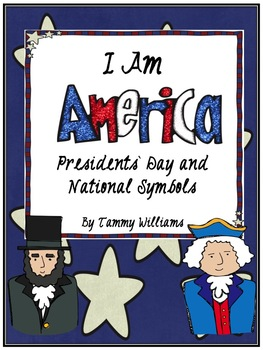 I Am America: Presidents' Day and National Symbols Activity Pack  includes a wide variety of activities that teach students about our prized Presidents  and our Nation's symbols.  Included in this activity pack you will find: Presidents' Day Pop Up Book craft and printables National Symbols Pop Up Book craft and printables (Both are complete with emergent text and more advanced text.)  Crafts: George Washington Craft Abraham Lincoln Craft Patriotic Stove Pipe Hat  Formative Assessments…