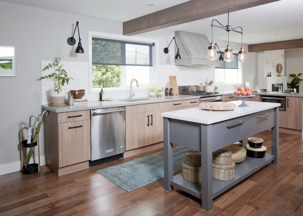 Love It Or List It Vancouver: Mary & Calvin. DREAMY kitchen ...