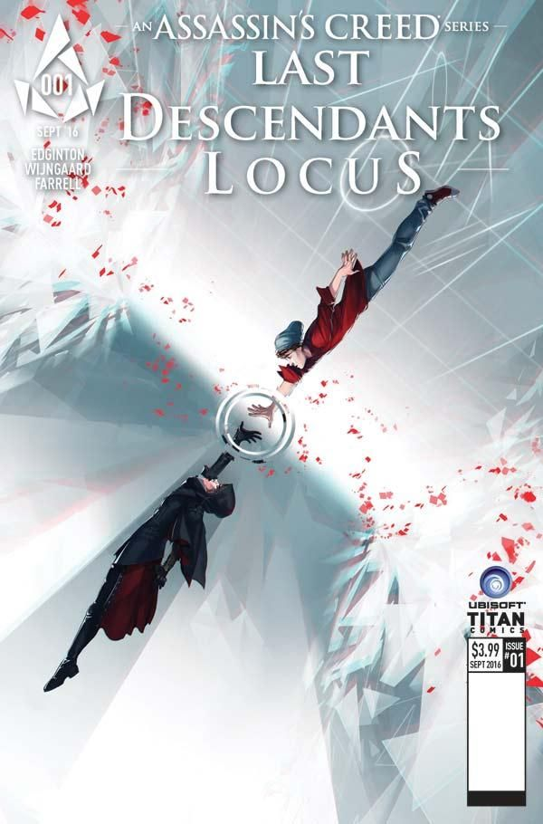 Titan Comics Announces A New Assassins Creed Comic Series Last