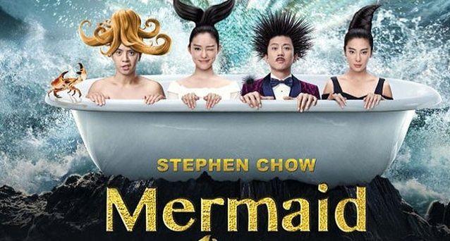 The Mermaid 2016 Hollywood Movies Hindi Dual Audio The Mermaid Full Movie Hd Movies Download Movies