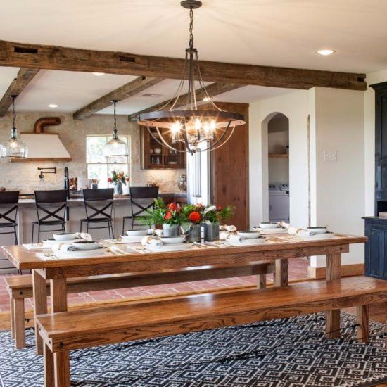 Fixer Upper Country Kitchen: How Fixer Upper's Chip And Joanna Gaines Add Instant