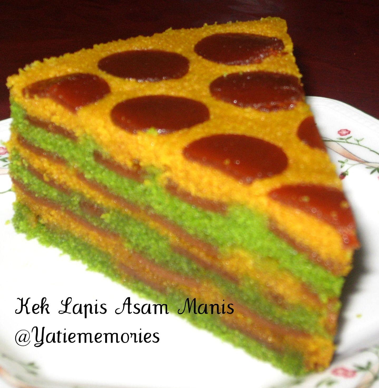 Kek Buah Kukus Noxxa Noxxa Bolu Cake Food Desserts T