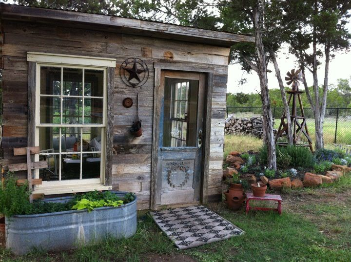 Our playhouse old fence boards craigslist windows and - Craigslist modesto ca farm and garden ...