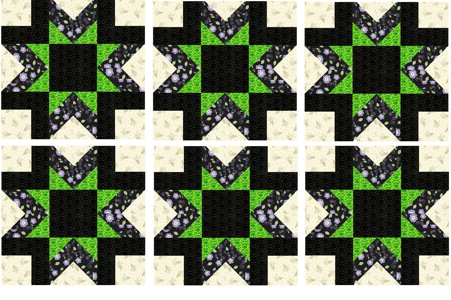 How To Craft Your Own Quilts Quilts Half Square Triangle Star