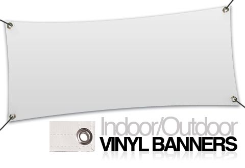 We Are The Provides And Manufactures Of A Soft Banner Ads Bend - Custom vinyl signs online