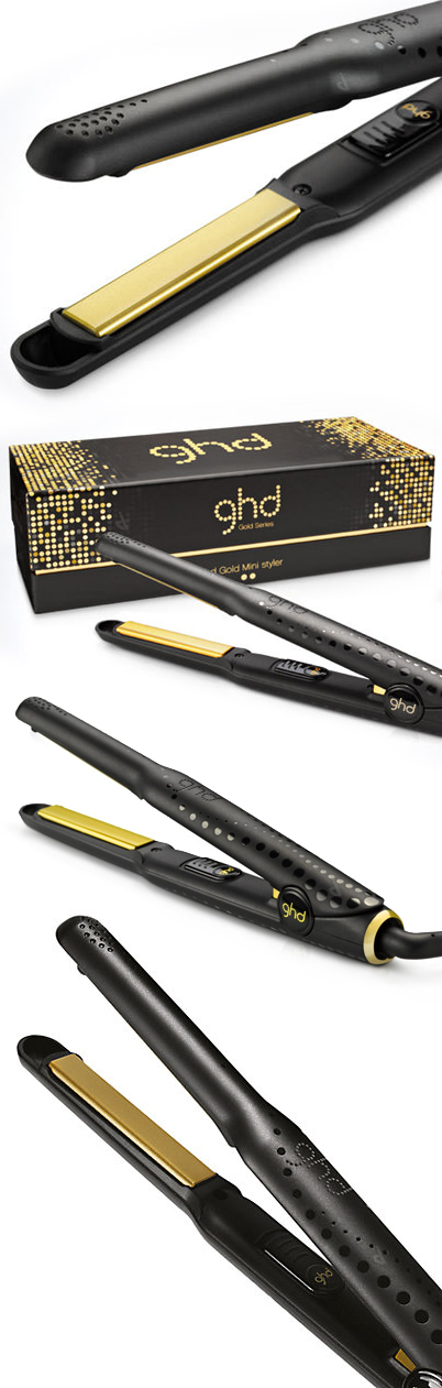 Ghd Gold V Mini Styler Product Design