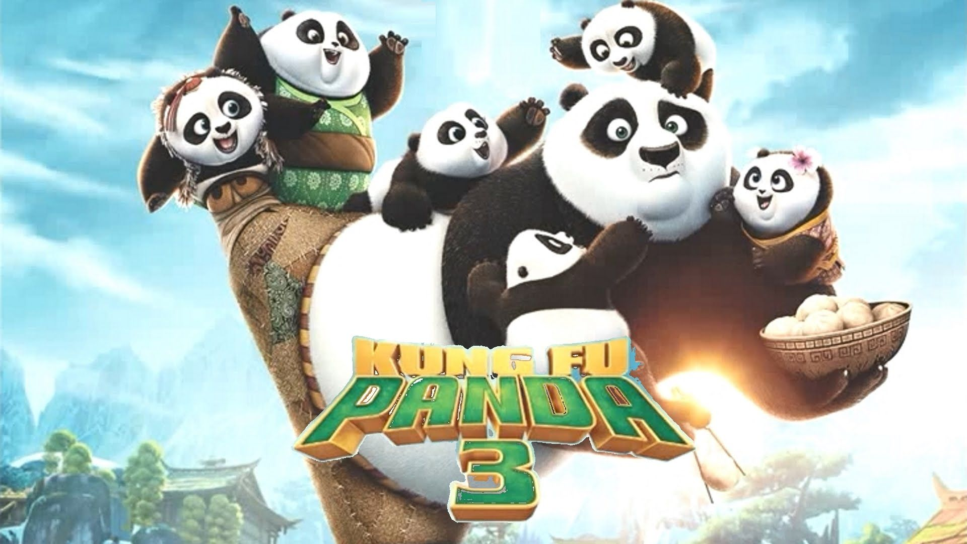 Kung Fu Panda 3 Soundtrack 04 The Arrival Of Kai Hans Zimmer