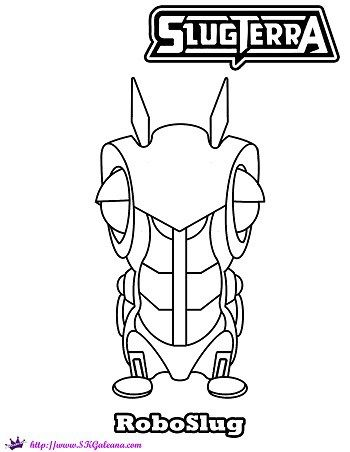 Slugterra Printables, Activities and Coloring Pages | imprimible ...