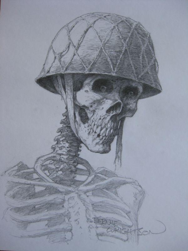 еще картинки солдата с черепом состав поезда