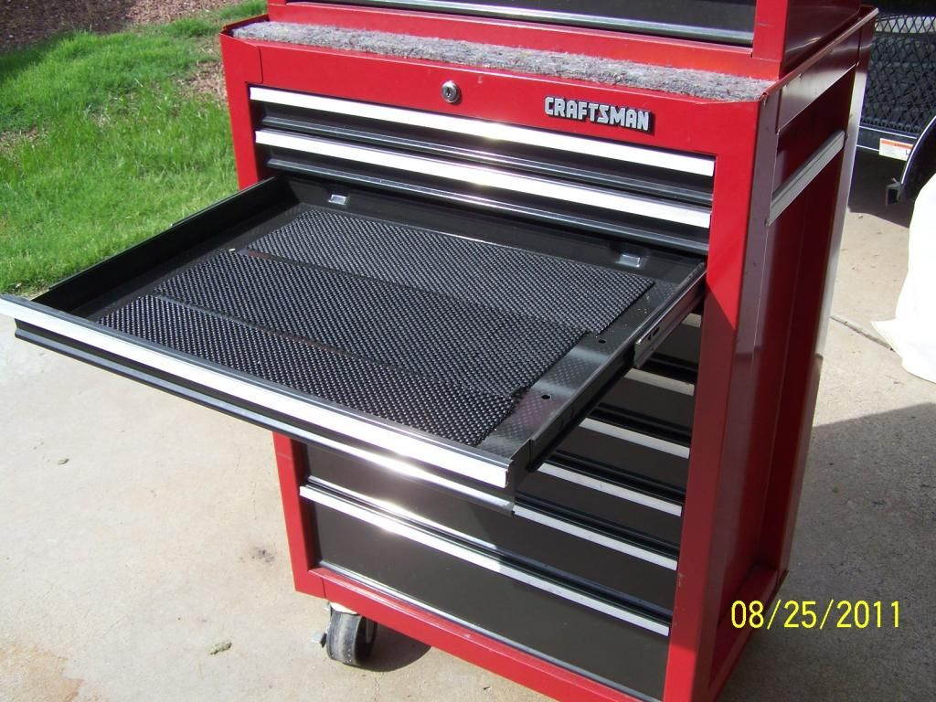 Craftsman Tool Box as chest of drawers | My Dad | Pinterest ...