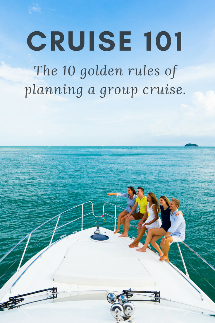 11 Types Of Cruise Ship Jobs That Fit Your Interests: Cruises Offer The Best Of All Worlds For Groups: They