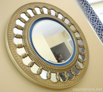 Wonderful How To Turn A Vintage Clock Into A Sunburst Mirror Images