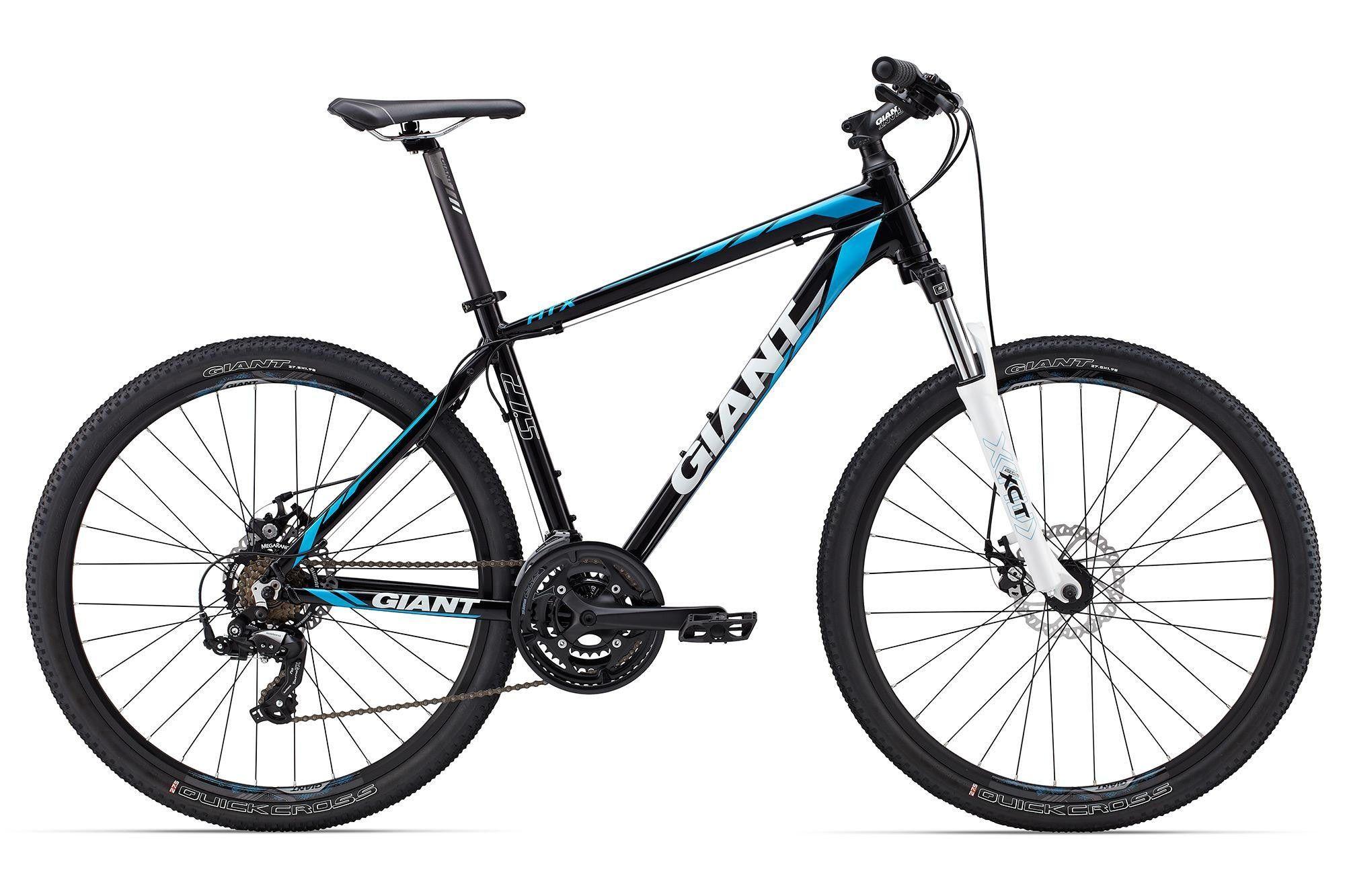 7b326fc1ec3 Giant Atx 27.5 2 Mens Cycle   Xmas 2016   Hardtail mountain bike ...