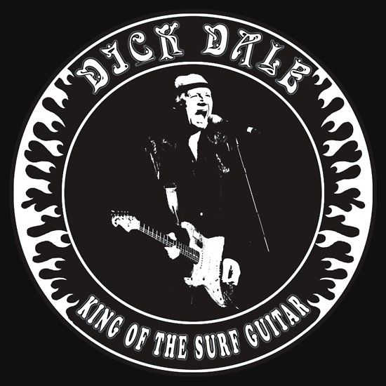 Dick Dale (King of the surf guitar)