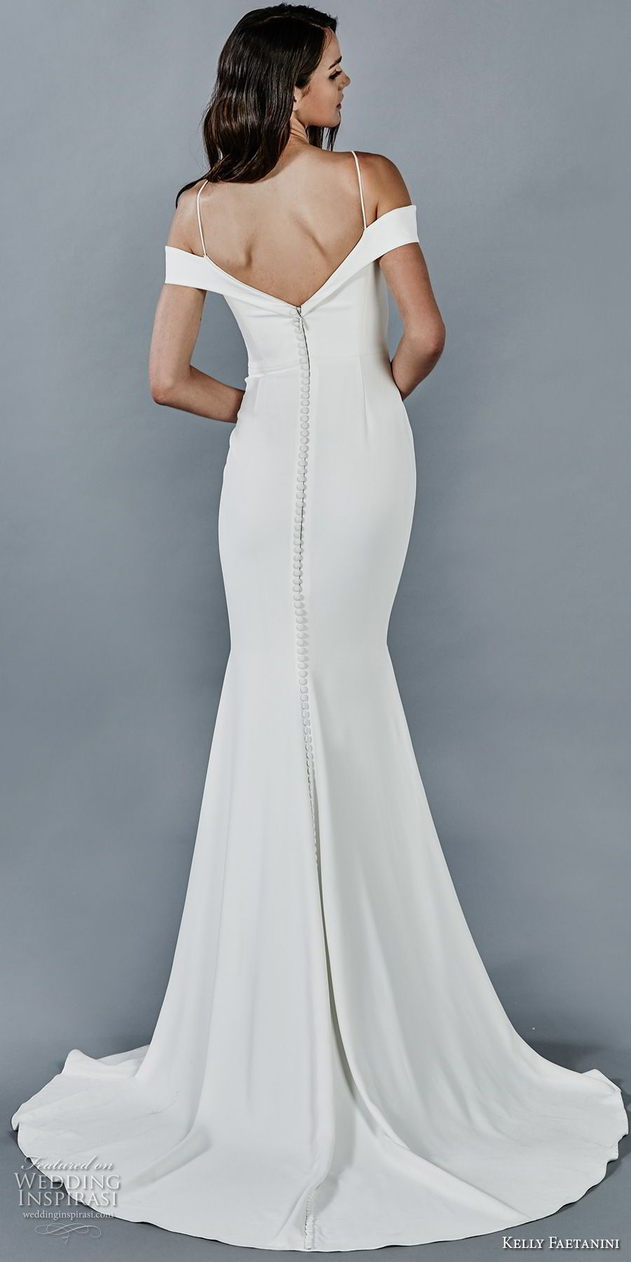 Kelly Faetanini Fall 2018 Wedding Dresses | Wedding dress, Weddings ...