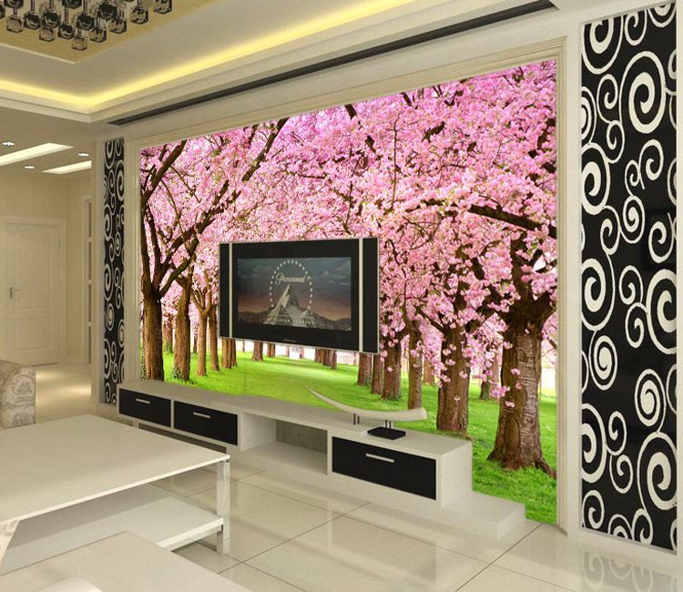 Find More Wallpapers Information about How sale 3D Square Wallpaper ...