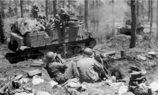 Northern Apennines 1945