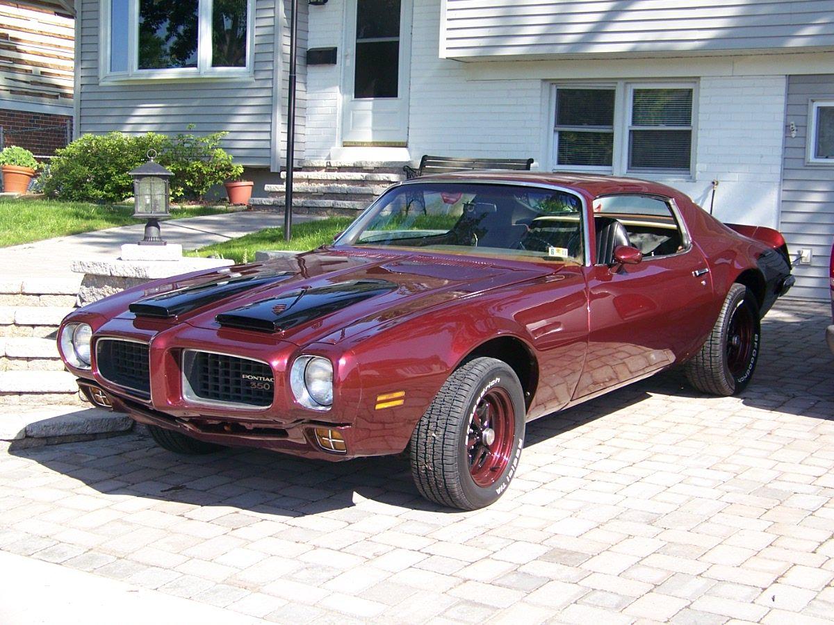 Muscle Cars Muscle Cars Pinterest Pontiac Firebird