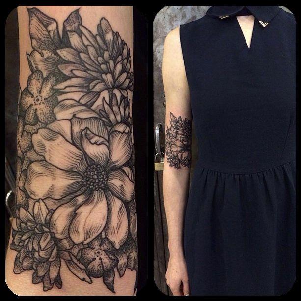 East River tattoo - Rachel Hauer