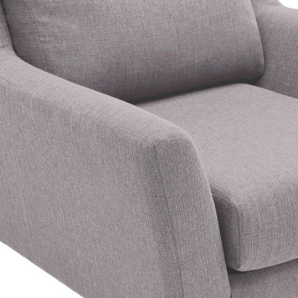 Silver Fabric Sofas Armchair Fraser Range Oak Furnitureland Silver Fabric Oak Furniture Land Fabric Armchairs