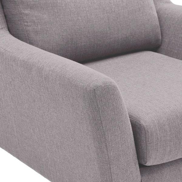 Silver Fabric Sofas Armchair Fraser Range Oak Furnitureland Silver Fabric Oak Furniture Land Fabric Armchairs