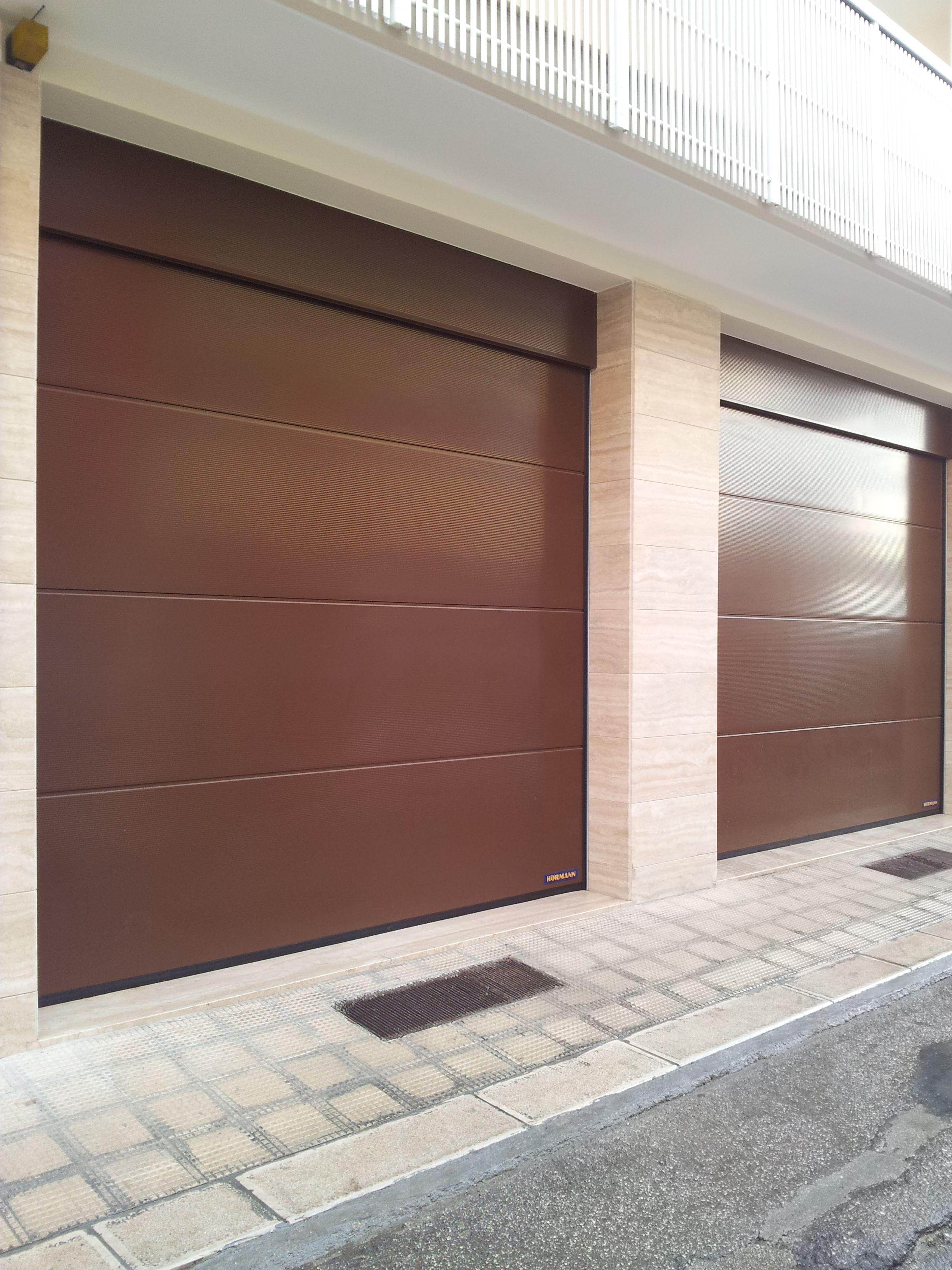 Portoni da garage sezionali lpu bari agente mazzarelli Italian garage doors