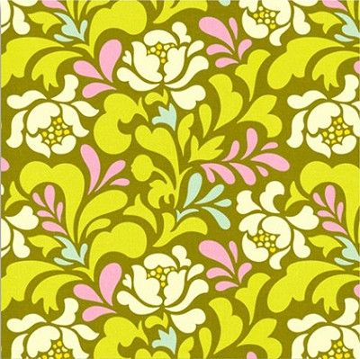 Sway in Lime - Heather Bailey - Pop Garden