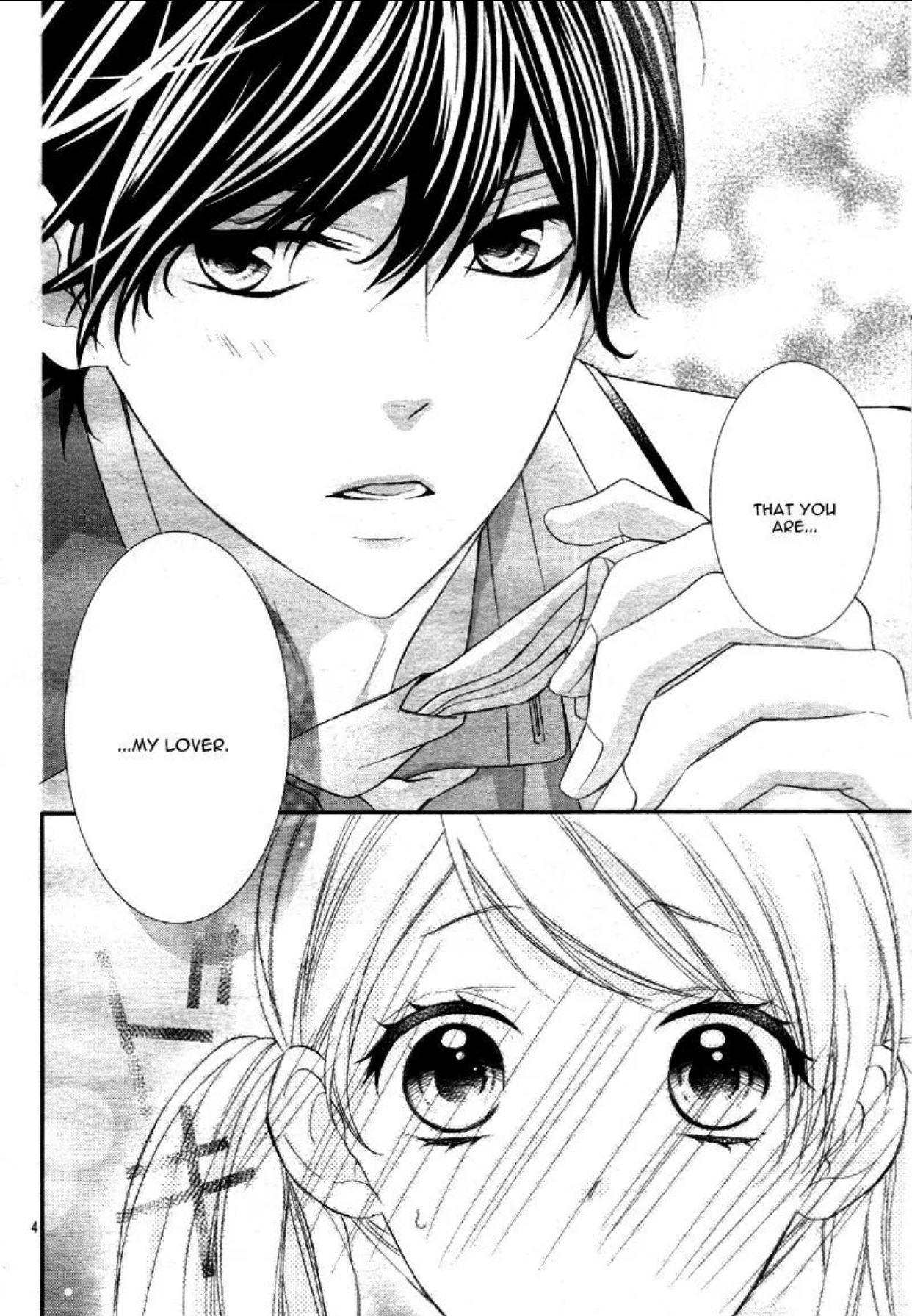 Pin on Ano Ko no, Toriko Manga Shizuku ️ Yori