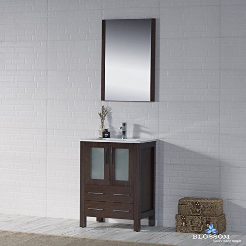 Blossom 001 24 03 Sydney 24 Single Bathroom Vanity 24 Inch