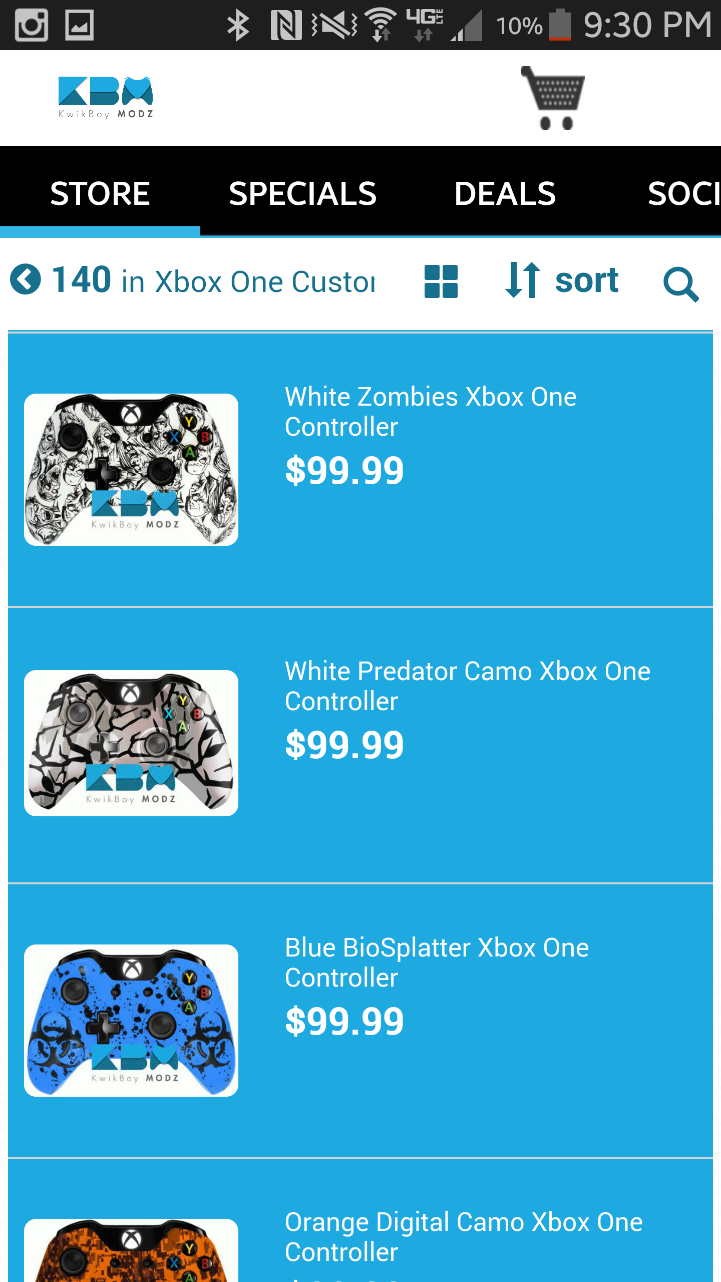 You Can Now Shop For Controllers and Track Your Order