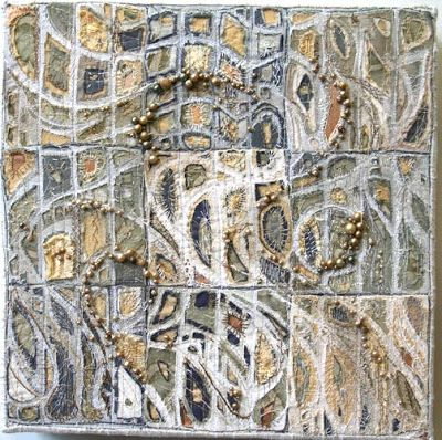 Dancing Thread Productions: Mary Stoudt's Art Quilts