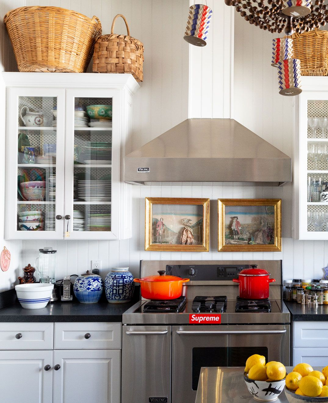 Electric Eccentric Eclectic Sfgirlbybay Eclectic Kitchen
