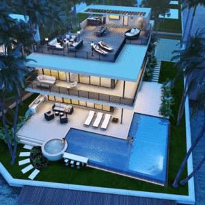 Modern Crib Modern Homes Mansions Rich Pools Condos Architecture Design Style Aesthetics Millionaire Big Modern House Design Modern Mansion Architecture House