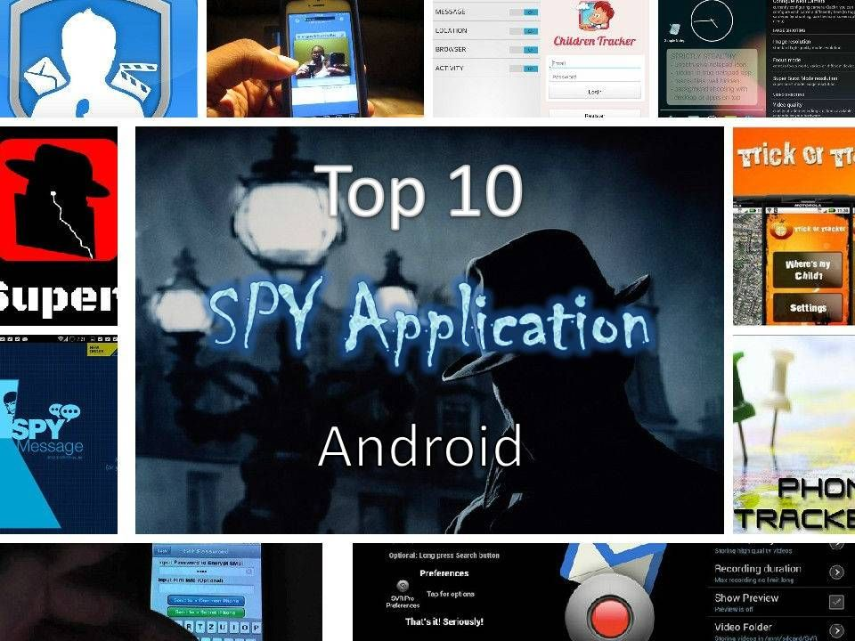 Top 10 Spy Apps For Android Smartphones Spyapps Android