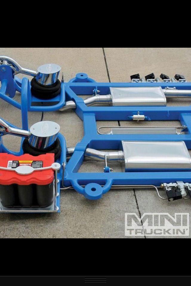 Chevy S-10 Frame More   Auto   Pickup trucks, Custom trucks, Mini trucks