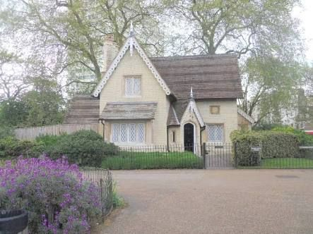 Image Result For Nottingham Cottage Kensington Palace