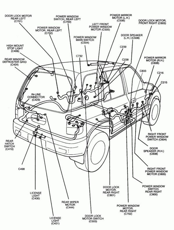 Perkins Alternator Wiring Diagram