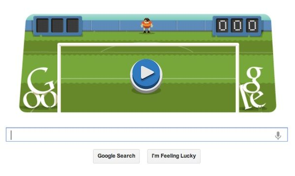 Google Doodle Tests Your Soccer Skills In 2020 Google Doodles Soccer Olympic Games