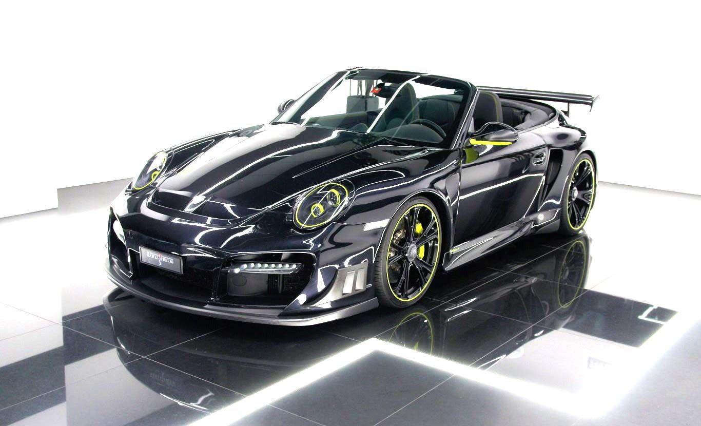 TechArt Porsche 997 Turbo Cabriolet for Sale | Porsche | Pinterest
