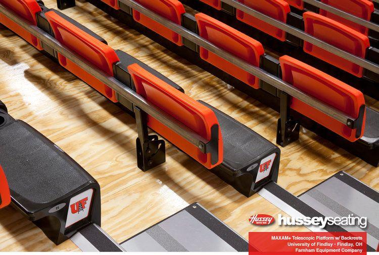 University Of Findlay Hussey Seating Company In 2020 University Of Findlay Seating University