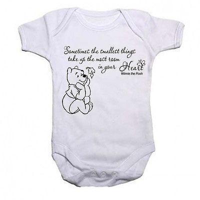 Funny Baby Grows Cute Baby Clothes for Baby Boy Baby Girl Bodysuit Vest  UK